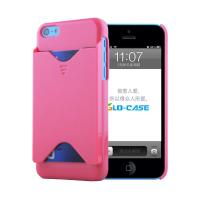 2014 Credit Card Holder Mobile Phone Case  for iPhone 5C Manufactures