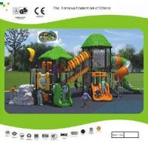 Jungle Series Outdoor Indoor Playground Amusement Park Equipment (KQ10021A) Manufactures