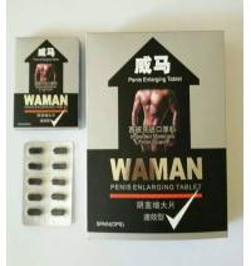 China WAMAN Penis Enlargement Pills For Male Enhancement ED Killer on sale