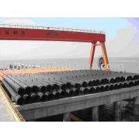 China LSAW Carbon Steel Welded Pipes API 5L Gr.A, Gr. B, X42, X46, X52, X56, S355JRH, S355J2H on sale