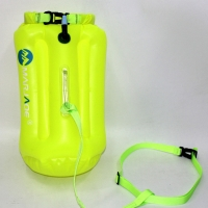 China 20 Liter PVC Open Water Safety Swim Buoy Float on sale