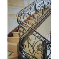 Quality wrought iron railing balustrades for sale