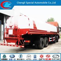 315HP 8X4 fuel truck dongfeng with 32CBM Volume Manufactures