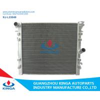 Jeep Auto Spare Parts / Aluminium Water Cooling Radiator For Classic Car 560*505*48mm Manufactures