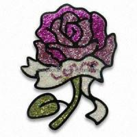 Temporary Tattoo Sticker With Glitter Powder (HTST068) Manufactures