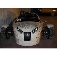 High Power Tri Wheel Motorcycle 1250cc Liquid Cooled 3 Wheel Motorcycles For Adults Manufactures
