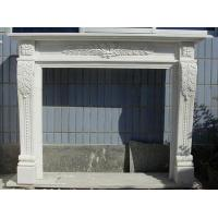 MARBLE FIREPLACE-2