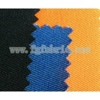 Aramid Yellow 210gsm Fabric for Safety Suit SKF-033 Manufactures