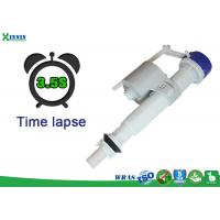 Time Lapse Bottom Entry Fill Valve To Save More Water , Sanitary Toilet Float Valve Manufactures