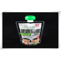 Food Grade Stand Up Pouch Zipper Reused Moisture Proof With Spout Manufactures