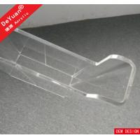 A4 Acrylic Brochure Holder Outdoor Clear Flyer Stand RHOS For Office Manufactures