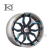 22 Inch Machined OEM Replica Wheels Rims Forged Aluminum Energy Saving Manufactures