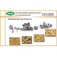 wholesale high capacity automatic bugles chips production line Manufactures