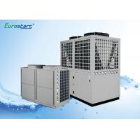 Monoblock Central Heat And Air Units Hot Water 60 Degree Centigrade Manufactures
