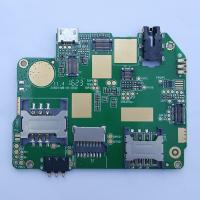 Buy cheap FR4 Printed circuit board assembly Android Smart Mobile motherboard from wholesalers