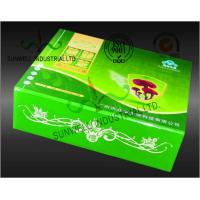 Eco Friendly Pharmaceutical Packaging Design Storage Boxes For Tablets / Vial Manufactures