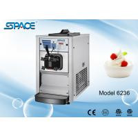 High Output Table Top Frozen Yogurt Making Machine Single Flavor With Pre - Cooling Manufactures
