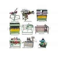 China Complete Bamboo Chopstick Making Machine With Combination Pull Machine on sale