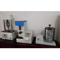 Clay Absorption Blue Measuring Foundry Sand Testing Equipment Ultrasonic Divergence