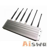 Quality UHF-VHF GPS+Cell Phone Signal Jammers/Blockers for sale