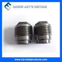 High quality hot selling HIP Sintered cemented carbide nozzles Manufactures