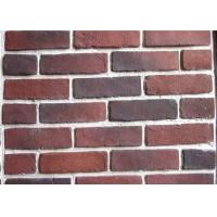 Anti Water Outdoor Fake Brick Wall Covering Painting Exterior Brick Veneer For Sale Of