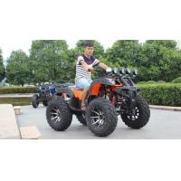 "Air Cooled Four Wheeler Atv 44.9"" Wheelbase , 150cc 4 Wheeler Quads For Adults Manufactures"