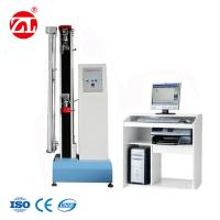 GB / T16491-1996 One Pillar Type 5KN Rubber Tensile Universal Testing Machines Manufactures
