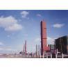 Low Pressure Liquid Oxygen Gas Plant / Oxygen Production Plant 2000m3/hour for sale