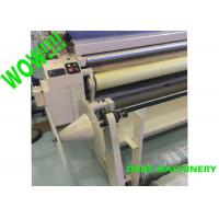 Landscape Tarpaulin Fabric Weaving Water Jet Loom Machine Single Pump Two Nozzle Manufactures