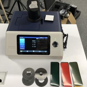 Transmittance Colorimeter Hunter Lab Spectrophotometer Haze Meter YS6002 D/8 For LCD Panel Manufactures