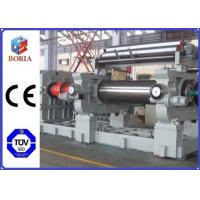 China Customized Rubber Mixer Machine , Rubber Processing Machines 18 Roller Working Diameter on sale