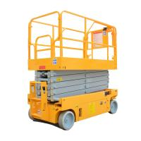 China Mobile Self Propelled Scissor Lift / Electric Scissor Lift Platform ISO CE Approved on sale