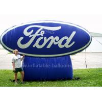 Oxford Cloth Inflatable Advertising Sign Model With Customized LOGO Printing for sale