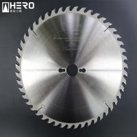 305mm Wood Cutting Saw Blade Imported Alloy Material 75Cr Steel Plate Manufactures