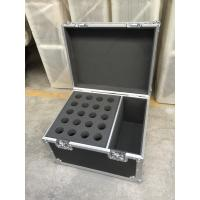 Customized Aluminum Tool Cases / Multiple Plwood Material Audio Tool Box Case Manufactures