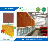 Central Air Evaporative Cooling Pad Evaporative Cooler Pads For Livestocks for sale
