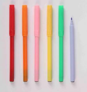 fibre tip washable marker,fiber tip washable marker,watercolor marker Manufactures