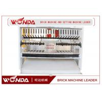 QP-600 Series Brick Blank Cutting Machine Full Automatic 220v Off - White Color Manufactures
