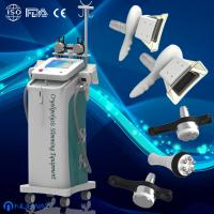 cryolipolysis slimming machine 5 handles fat freezing Cryolipolysis Vacuum cavitation RF Manufactures