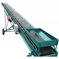 Customized High Quality lightweight industrial Mobile Belt Conveyor splicing machine Manufactures