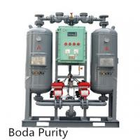 Heatless Refrigerated Compressed Air Dryer With 0.5 - 500nm3/Min Rated Gas Processing Volume Manufactures