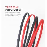 Red / Black Micro Usb Data Charging Cable , Fast Charging Data Cable Manufactures