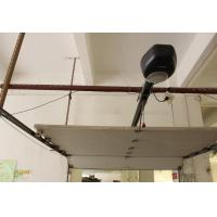 China Roll Up Garage Door C Channel Opener Steel Material Wall Mounted Remote Control on sale