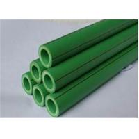 PN20 Plumbing Plastic PPR Pipe High Welding Performance For Drinking Water Systems Manufactures