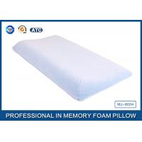Wave Contour Memory Foam Baby Pillow with Cotton Pillow Case For Good Sleep Manufactures