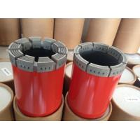 HQ Series Diamond Core Bits For Medium To Super Hard Formations Manufactures