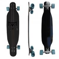 8.0/8.5 Blank 100 % Canadian Maple 7 Inch  ub Complete  bamboo with carbon Skateboard LD156 Manufactures