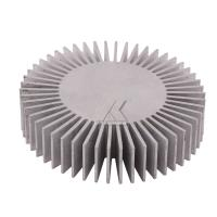 China Extrusion Aluminum Profiles Made In China  Wholesale factory supply Sunflower Aluminum Heat Sink on sale