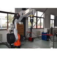 6 Axis MIG Welding Manipulator Continuously Coordinate With Laser Sensor Manufactures